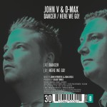 John V & D-Max - Dancer / Here we go!