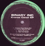 Binary Inc - Kronos Canoli Ep